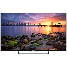 "Buy Sony Bravia KDL50W755C LED HD 1080p Android TV, 50"" with Freeview HD and Built-In Wi-Fi Online at johnlewis.com"