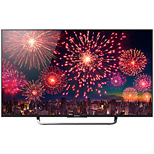 "Buy Sony Bravia KD43X83 LED 4K Ultra-HD Android TV, 43"" with Freeview HD, Youview & Built-In Wi-Fi Online at johnlewis.com"