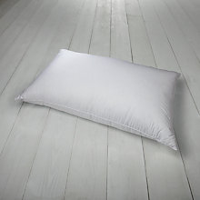 Buy John Lewis Hungarian Goose Down King Size Pillow, Medium/Firm Online at johnlewis.com