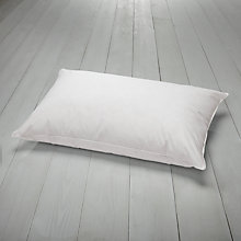 Buy John Lewis Fusion Standard Pillow, Medium/Firm Online at johnlewis.com