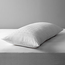 Buy John Lewis Active Anti Allergy Kingsize Pillow, Medium/Firm Online at johnlewis.com