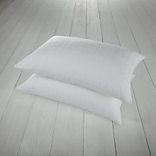Buy John Lewis Active Anti Allergy Standard Pillows, Medium/Firm, Pair Online at johnlewis.com