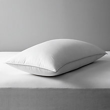 Buy John Lewis Canadian Goose Down Kingsize Pillow, Medium/Firm Online at johnlewis.com