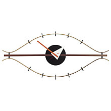 Buy Vitra George Nelson Eye Clock Online at johnlewis.com