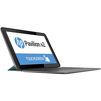 HP Pavilion x2 10 Convertible Tablet & Laptop Intel Atom 2GB RAM 32GB Flash Storage Windows 8.1 & Office 365 10.1 Touch Screen