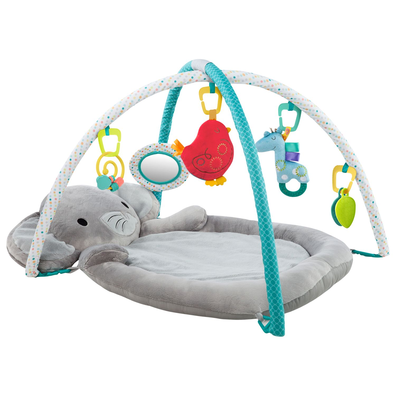 Bright Starts Bright Starts Enchanted Elephant Baby Gym