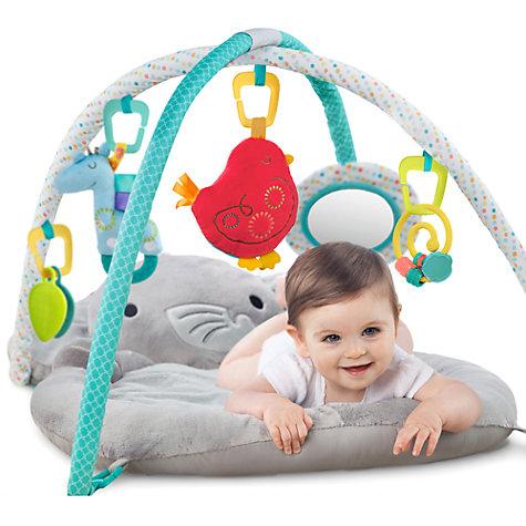 Buy Bright Starts Enchanted Elephant Baby Gym John Lewis