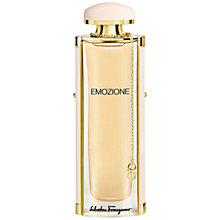 Buy Salvatore Ferragamo Emozione Eau de Parfum Online at johnlewis.com