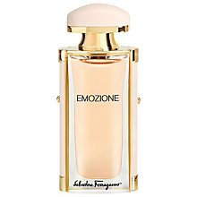 Buy Salvatore Ferragamo Emozione Eau de Parfum, 30ml Online at johnlewis.com