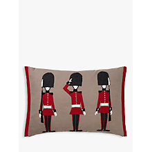 Buy John Lewis Queen's Guard Cushion Online at johnlewis.com