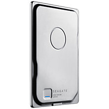 Buy Seagate Seven Portable Hard Drive, USB 3.0, 500GB Online at johnlewis.com