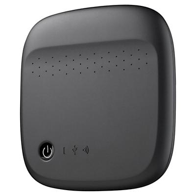 Seagate Wireless Mobile Storage Portable Hard Drive, 500GB