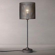 Buy John Lewis Blake Metal Table Lamp Online at johnlewis.com