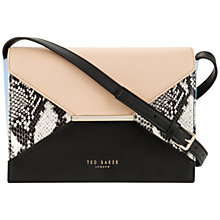 Buy Ted Baker Tuileyy Colour Block Shoulder Bag Online at johnlewis.com