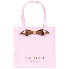 Buy Ted Baker Raycon Small Icon Shopper Bag Online at johnlewis.com
