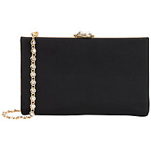 Buy Ted Baker Alivia Hardcase Clutch Bag Online at johnlewis.com