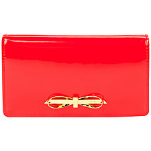 Buy Ted Baker Vanesa Patent Leather Phone Sleeve Online at johnlewis.com