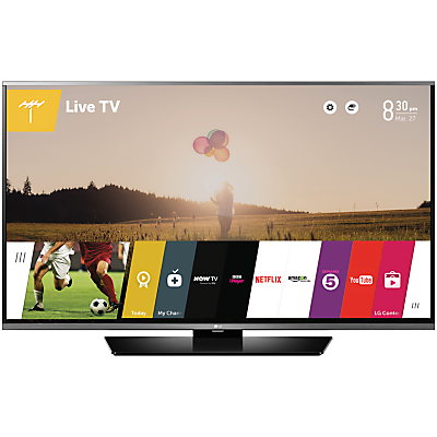 LG 49LF630V LED HD 1080p Smart TV, 49