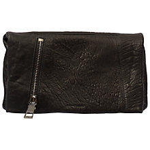Buy Gerard Darel La Pochette Alba Clutch Bag, Black Online at johnlewis.com