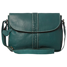 Buy White Stuff Lois Crossbody Bag, Dragonfly Online at johnlewis.com