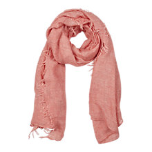 Buy Gérard Darel Amitie Scarf, Poppy Online at johnlewis.com