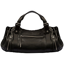 Buy Gerard Darel Rebelle Handbag, Black Online at johnlewis.com