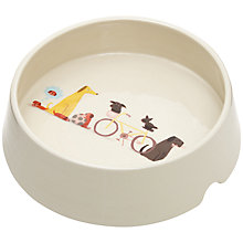 Buy Fenella Smith Dogs Trust Dog Bowl Online at johnlewis.com