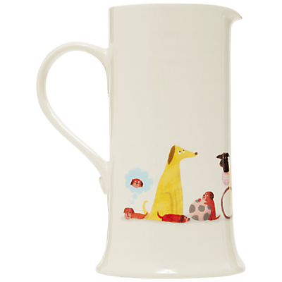Fenella Smith Dogs Trust Slim Jug