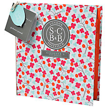 Buy Sophie Conran for Burgon & Ball Cherry Blossom Gardeners Journal Online at johnlewis.com