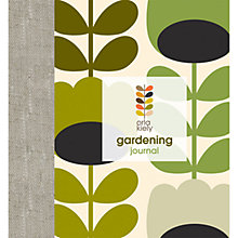 Buy Orla Kiely Gardening Journal Online at johnlewis.com
