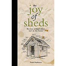 Buy The Joy Of Sheds Book Online at johnlewis.com