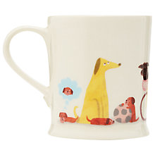 Buy Fenella Smith Dogs Trust Mug Online at johnlewis.com
