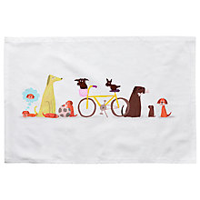 Buy Fenella Smith Dogs Trust Tea Towel Online at johnlewis.com