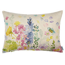 Buy bluebellgray Catherine Cushion, Multi Online at johnlewis.com