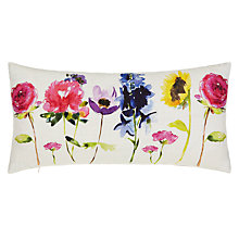 Buy bluebellgray Betty Cushion, Multi Online at johnlewis.com