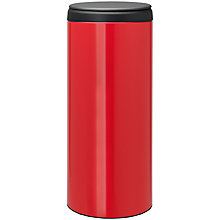 Buy Brabantia Flip Bin, 30L Online at johnlewis.com