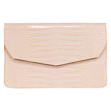 Buy Coast Ollie Clutch Bag, Neutral Online at johnlewis.com