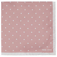 Buy Reiss Garbo Dot Handkerchief Online at johnlewis.com