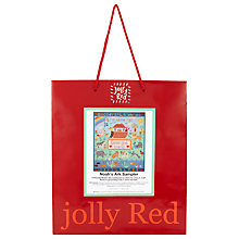 Buy Jolly Red Noah's Ark Sampler Needlecraft Kit Online at johnlewis.com
