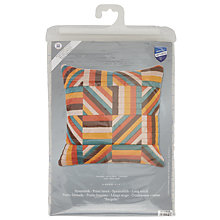 Buy Abstract Longstitch Cushion Kit, Multi Online at johnlewis.com
