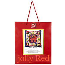 Buy Jolly Red Indian Elephant Needlecraft Kit Online at johnlewis.com