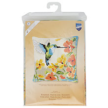 Buy Hummingbird Cushion Kit, Multi Online at johnlewis.com