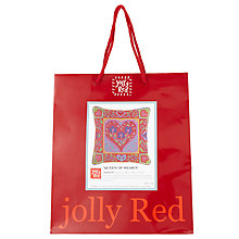 Buy Jolly Red Ornate Heart Needlecraft Kit Online at johnlewis.com