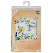 Buy Anemones Cushion Kit, Multi Online at johnlewis.com
