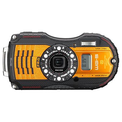 Ricoh WG-5 GPS Tough Compact Camera