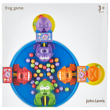 Buy John Lewis Frog Game Online at johnlewis.com
