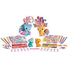 Buy AmiGami Twin Figure Set, Assorted Online at johnlewis.com