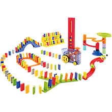 Buy John Lewis Domino Run, 140 Pieces Online at johnlewis.com
