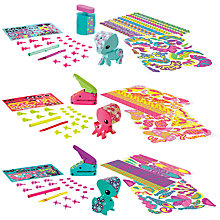 Buy AmiGami Core Figure & Tool Set, Assorted Online at johnlewis.com