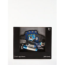 Buy John Lewis 7 In 1 Spy Sleeve Online at johnlewis.com